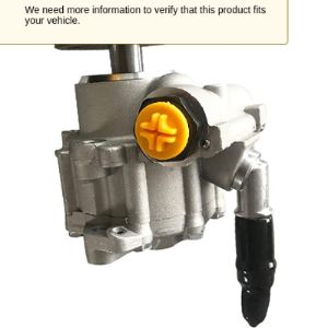 Tril Gear Steering Gear Pump