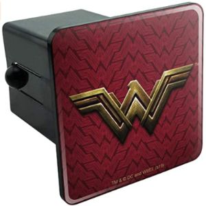 Graphics And More Wonder Woman Trailer Hitch Cover