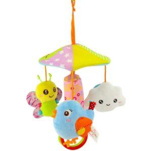 Tinffy Cartoon Baby Stroller
