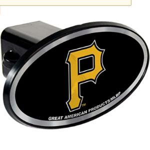 Quality Hitch Covers Pirate Trailer Hitch Cover