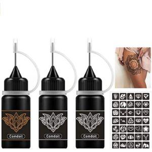 Comdoit Marker Henna Tattoo