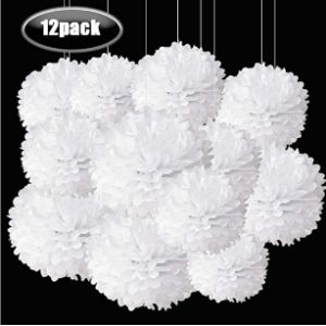 Aimto Tissue Paper Flower Decoration