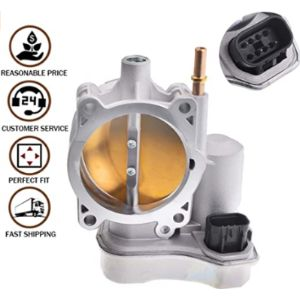 Muscolotech Fuel Injection Throttle Body Assembly