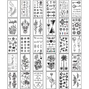 Comdoit Tattoo Pattern Geometric