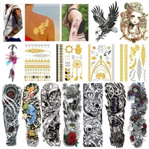 Loveinusa Skull Tattoo Template