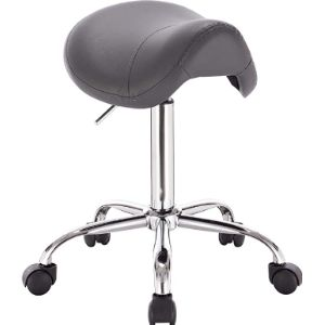 Devlon Northwest Saddle Chair Stool