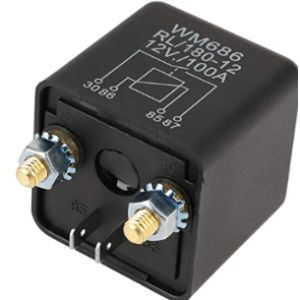Jarchii Function Car Relay