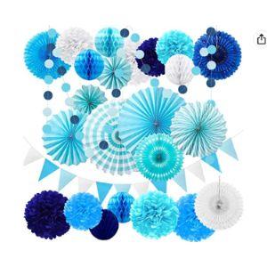 Zhanmai Paper Fan Flower