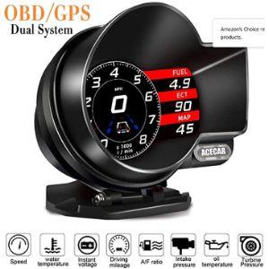 Acecar Car Speedometer
