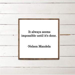 Dozili Famous Quote Nelson Mandela