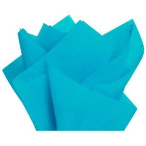 Flexicore Packaging Blue Tissue Paper