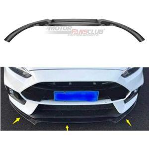 Ford Focus Front Bumper Splitter