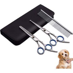 Petqoo Professional Dog Grooming Scissors