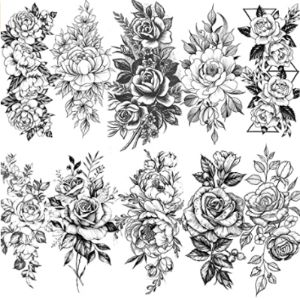 Vantaty Upper Back Tattoo Design