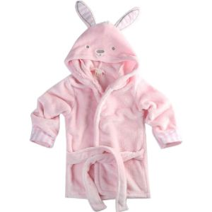 Leesiy Infant Bath Robe