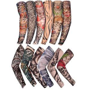 Goming Elbow Tattoo Design
