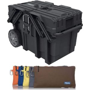 Yeoh Lockable Plastic Tool Box