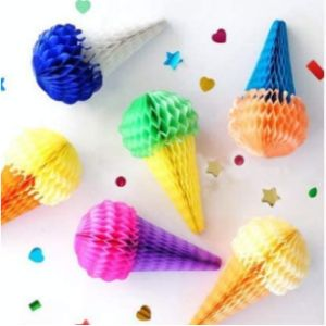 Amandaus Ice Cream Tissue Paper
