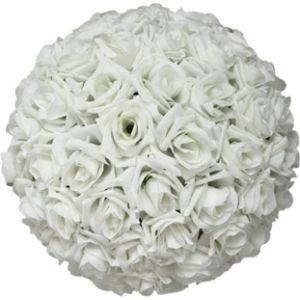 Schicj133Mm Artificial Flower Ball