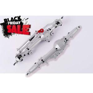 Rzxyl Steering Rear Axle