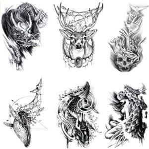 Lfdd Shoulder Tattoo Template
