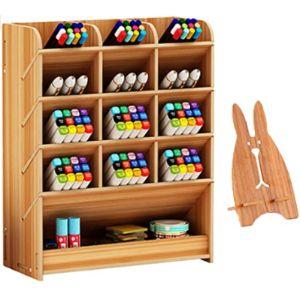 Marbrasse Desk Storage Box Organizer