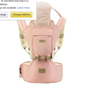 Songmay Newborn Front Carrier