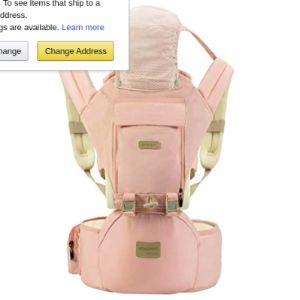 Songmay Travel Toddler Carrier