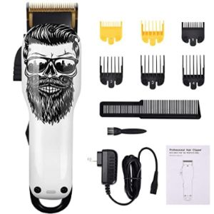 Visit The Audoc Store Barber Hair Clipper