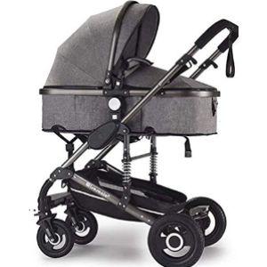 Eterly Dual Baby Stroller