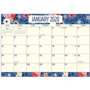 Bright Day Holder Desk Pad Calendar
