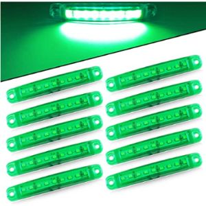 Yifengshun Green Marker Light