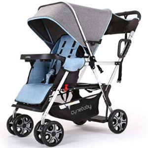 Yiwanba Toddler Twin Stroller