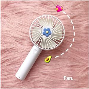 Wule-Mini Usb Fan Usb Flower Fan