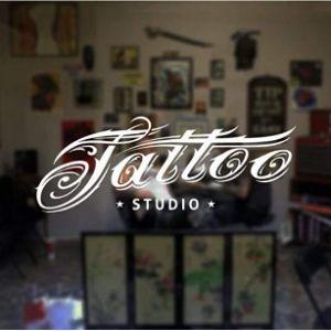Lixingwei Tattoo Design Logo
