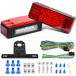 Nilight Connector Kit Trailer Light
