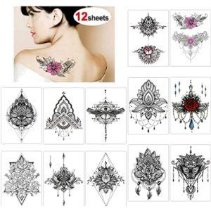 Konsait Purpose Henna Tattoo