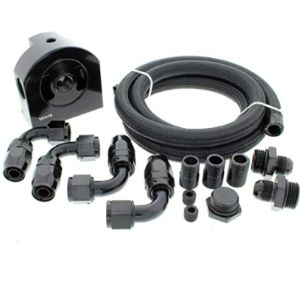 Ateam Performance Oil Filter Relocation Adapter