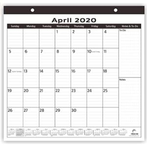 Strive Zen April Calendar 2019