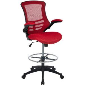 Flash Furniture Swivel Drafting Stool