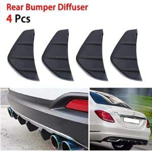 Luixxuer Rear Bumper Air Diffuser