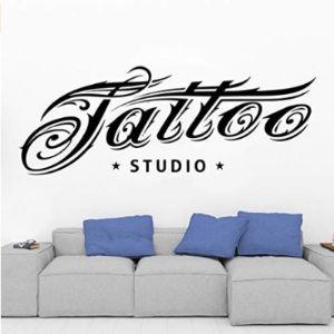 Hjyaaa Tattoo Design Logo