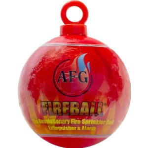 Fire Innovative Ball Extinguisher