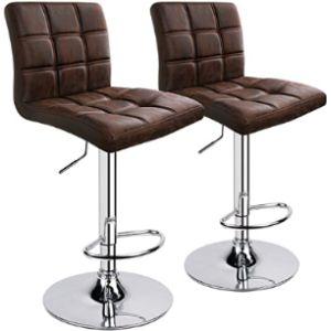 Leopard Retro Stool Chair