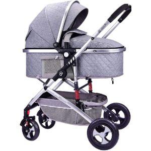 Lightweight Luxury Stroller