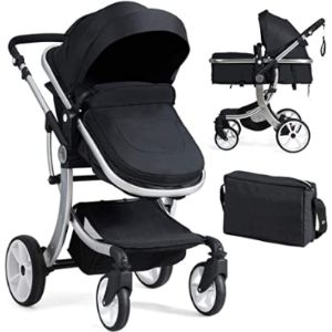 Baby Joy Expensive Baby Carriage