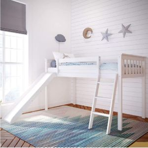 Max Lily S Angle Bunk Bed Ladder