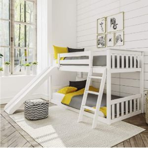 Max Lily S Width Bunk Bed Ladder