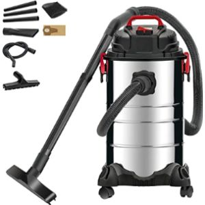 Kuppet Attachment Ash Vacuum Cleaner
