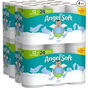 Angel Soft Brand Tissue Paper